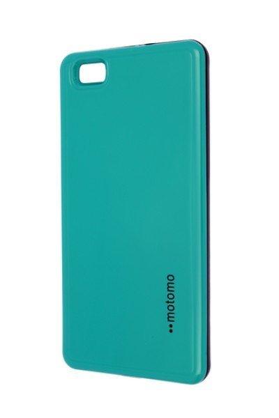 Pouzdro MOTOMO Huawei P8 Lite zelené