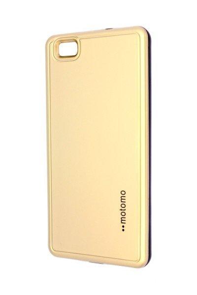 Púzdro Motomo Huawei P8 Lite zlaté