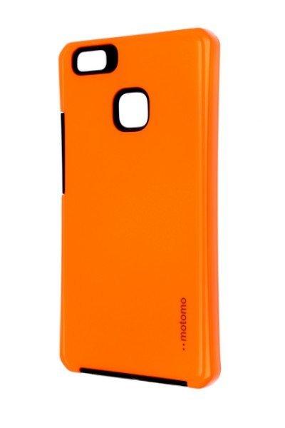 Pouzdro MOTOMO Huawei P9 Lite reflexní oranžové