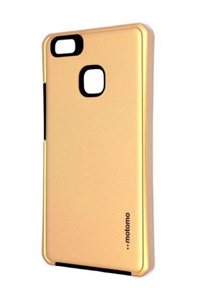 Púzdro Motomo Huawei P9 Lite zlaté