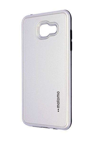 Pouzdro MOTOMO Samsung A510 Galaxy A5 2016 stříbrné