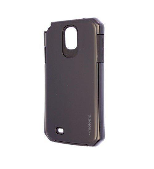 Pouzdro MOTOMO Samsung Galaxy S4 černé