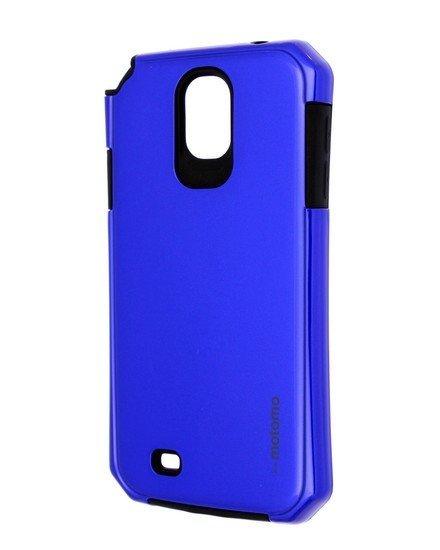 Pouzdro MOTOMO Samsung Galaxy S4 modré