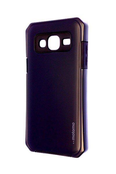 Pouzdro MOTOMO Samsung J310 Galaxy J3 2016 černé