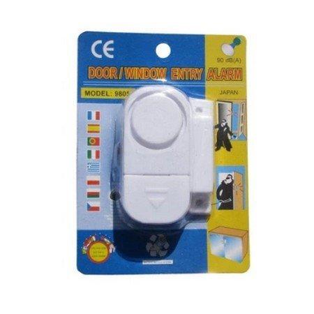 Snímač + alarm do dveří a oken
