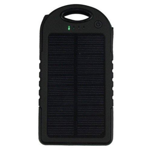 SOLAR Solární nabíječka 1,2W 5000 mAH