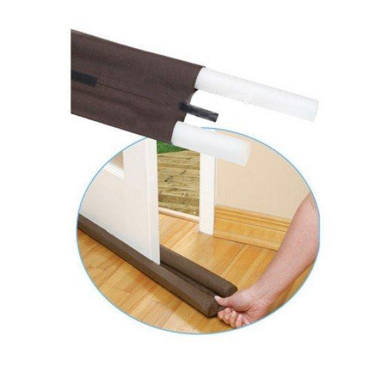 Těsnění pod dveře proti průvanu 85 x 12 cm