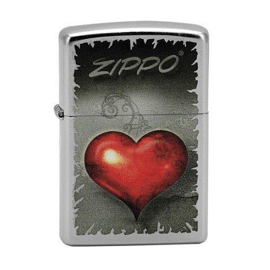 Zapalovač Zippo 25424 Victorian Heart