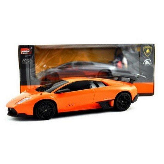 RC Lamborghini LP 670-4 SV auto na dálkové ovládání 1:24 Grafit