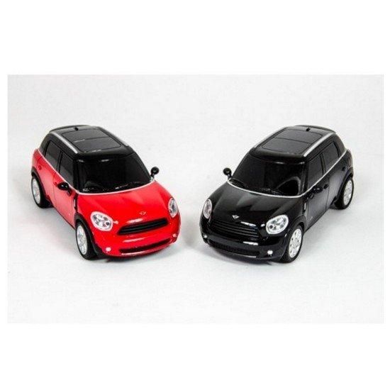 RC Mini Cooper auto na dálkové ovládání 1:24 Černá