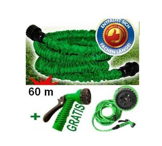 X HOSE zahradní flexibilní hadice 60m Modrá