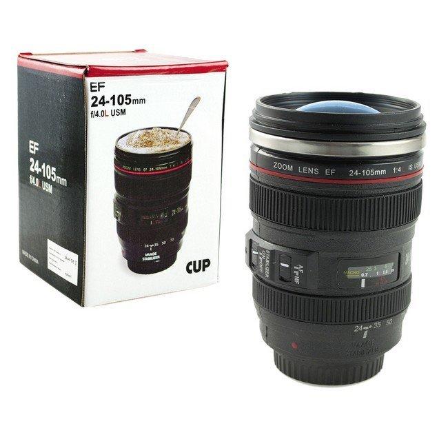 Termohrnček v tvare objektívu Canon | BONY plus