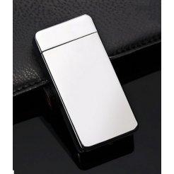 Luxusný plazmový zapaľovač Silver
