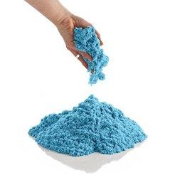 Magický písek 1000g modrý