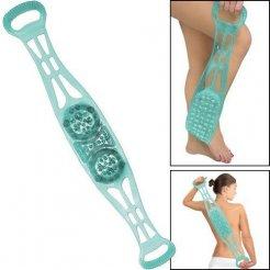Obojstranný elastický masážny pás