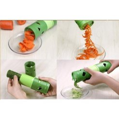 Otočný krájač na zeleninu Veggie Twister