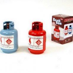 Pokladnička plynová láhev