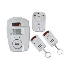 Přenosný alarm 105dB s dvěma dálkovými ovládači