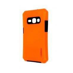 Púzdro Motomo Samsung J120 Galaxy J1 2016 reflexné oranžové