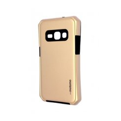 Púzdro Motomo Samsung J120 Galaxy J1 2016 zlaté