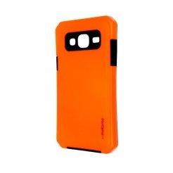 Púzdro Motomo Samsung J310 Galaxy J3 2016 reflexné oranžové