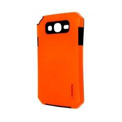 Púzdro Samsung Galaxy Grand i9060 reflexné oranžové