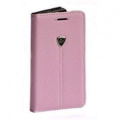 Púzdro typu kniha pre Samsung Galaxy S6 ružové