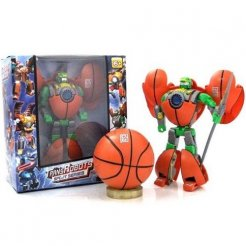 ROBOT Transformers 2v1 - basketbal