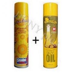 MISTR Pekař + Olivový olej Sada 300 ml +300 ml