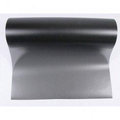 Termoplastická samolepiaca fólia na svetlá čierna matná