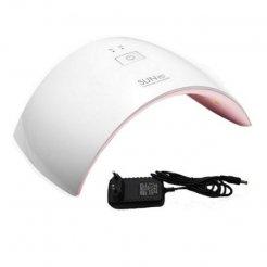 UV LAMPA DUAL SUN9C LED 24W časovač 30s/60s a senzor pohybu