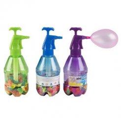 Vodné balónové bomby 100 ks + pumpa