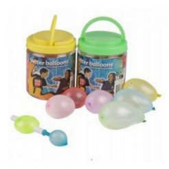 Vodné balónové bomby 500 ks + pumpička