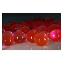 Vodné perly gélové guličky do vázy Červené