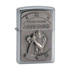 Zapalovač Zippo 21604 Aquarius Emblem