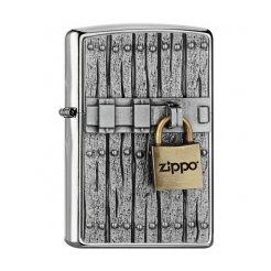 Zippo zapaľovač 21031 Vintage Lock