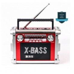 Multifunkčné rádio so zabudovananou batériou