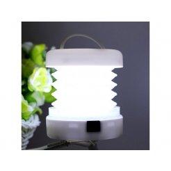 Cestovná skladacia 5 LED lampa 4 ks