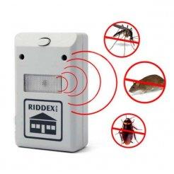 Riddex elektrický odpudzovač hmyzu a hlodavcov