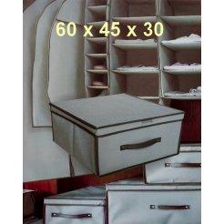 Skladací úložný box 60 x 45 x 30 cm
