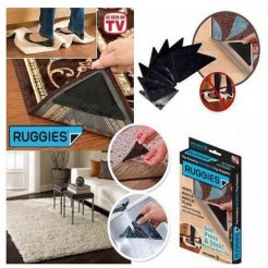 Protišmykové podložky pod koberec