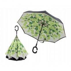 Obrácený deštník Javorový list