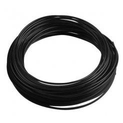 PLA filament pre 3D pero čierna 10 m