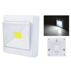 Werk LED svetlo vo vypínači