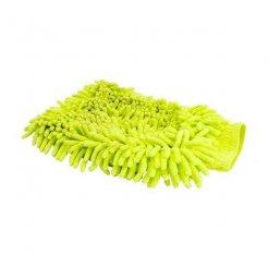 Rukavice na umývanie z mikrovlákna