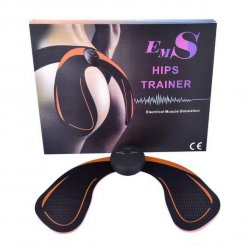 Fitness stimulátor sedacích svalov EMS Hips Trainer
