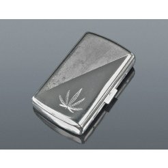 Kovová tabatierka na cigarety Gentelo 0121