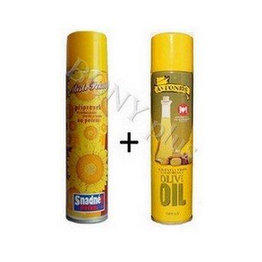 Spanjaard - MAJSTER pekár + Olivový olej 300ml +300 ml