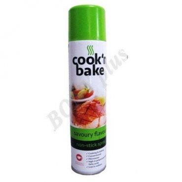 Spanjaard - Olej v spreji - Cook'n Bake - pikantný 300ml