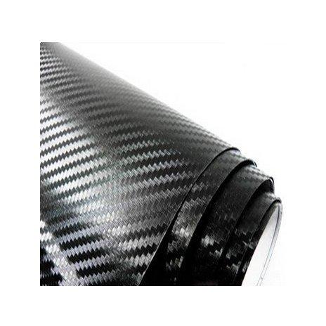 3D karbónová folia čierna (š.1,52m)